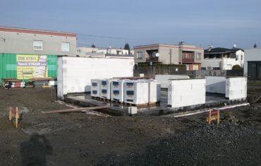 Zahájení výstavby rodinných domů Hlučín