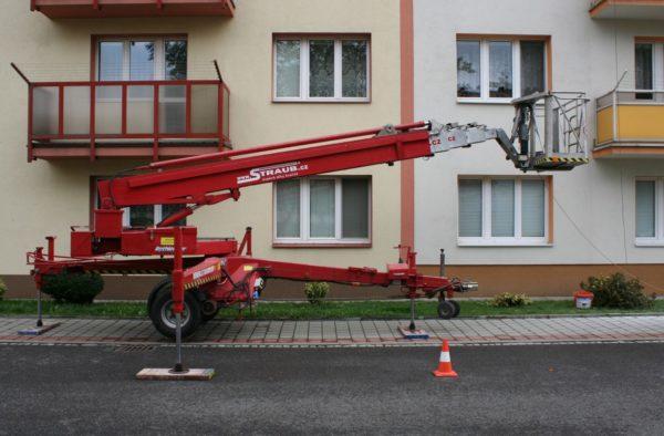 pracovní plošina DENKA LIFT DK 25