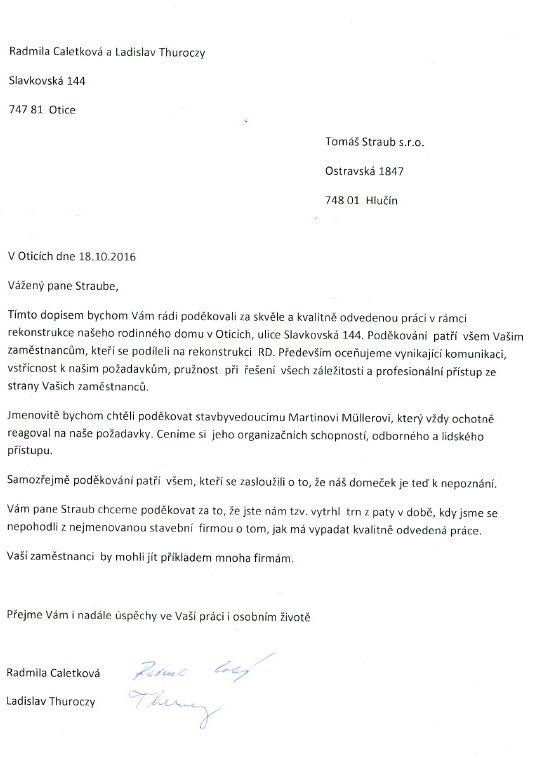 RD Otice, ul. Slavkovská 144