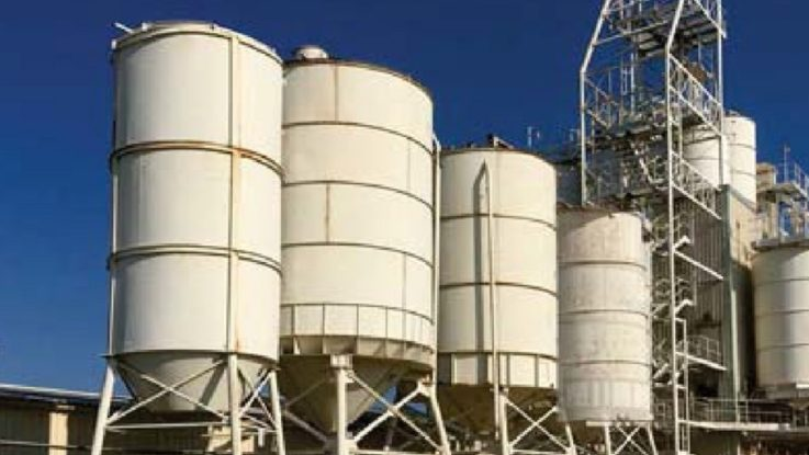 Rozšíření firemního areálu o vlastní betonárnu