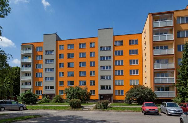 Revitalizace domu v Ostravě
