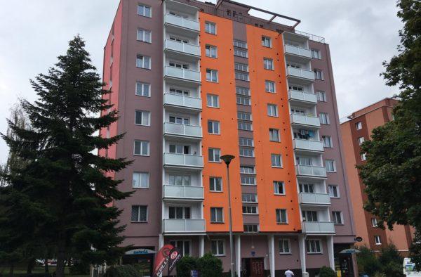 Revitalizace domu v Bruntále