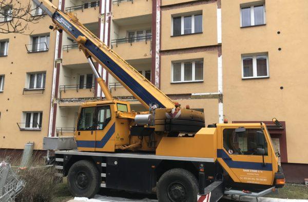 Mobilní jeřáb LIEBHERR LTM 1030/2.1